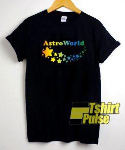 Astroworld Travis Scott Album t-shirt