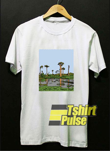 Baobab Tree Art t-shirt