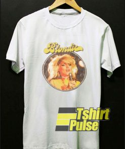 Blondie Distressed Printed t-shirt for men and women tshirt