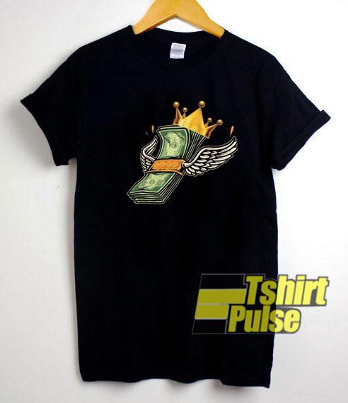 Cash King Money t-shirt for men and women tshirt