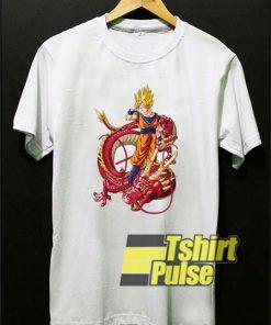 Dragon Ball Z Goku t-shirt