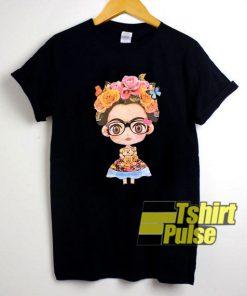 Frida Kahlo Cartoon t-shirt