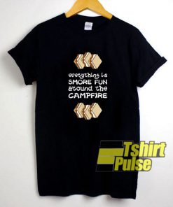 Fun Around The Campfire t-shirt