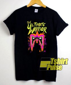 Funny Ultimate Warrior t-shirt for men and women tshirt
