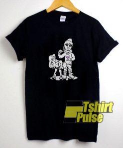 Future Hndrxx Hip Hop Cartoon t-shirt for men and women tshirt