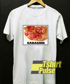 Gabagool Graphic t-shirt for men and women tshirt