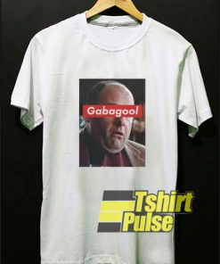 Gabagool Photos Logo t-shirt for men and women tshirt
