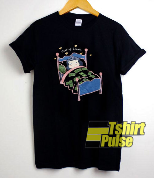 Goya Sleeping Beauty t-shirt for men and women tshirt