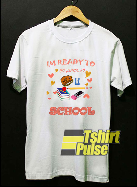 Happy First Day OF School t-shirt for men and women tshirt