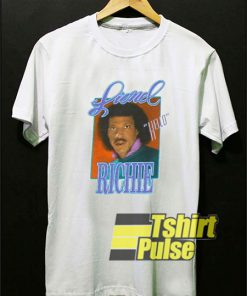 Hello Lionel Richie t-shirt for men and women tshirt