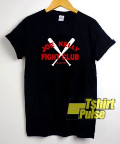 Joe Kelly Baseball Fight Club Art t-shirt