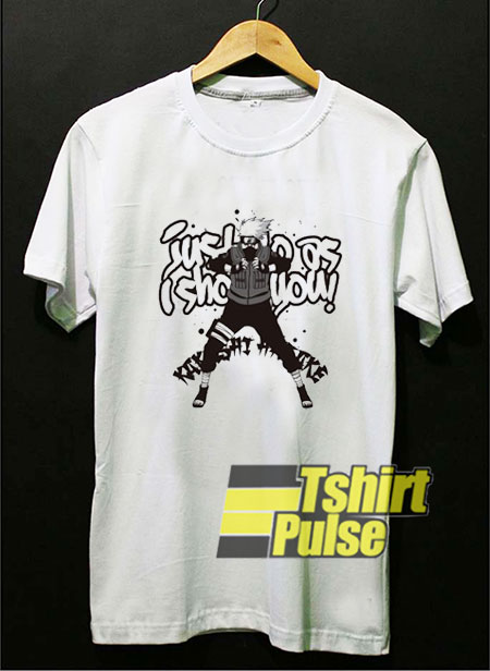 Kakashi Character t-shirt