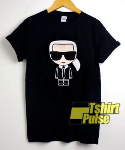 Karl Lagerfeld Iconic t-shirt for men and women tshirt
