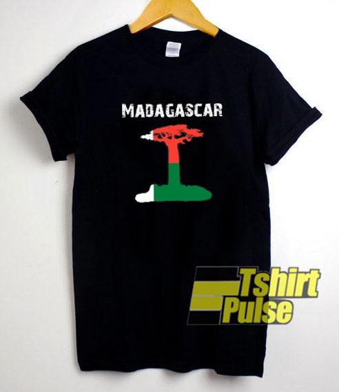 Madagascar Baobab t-shirt