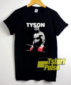 Mike Tyson Boxer t-shirt for men and women tshirt