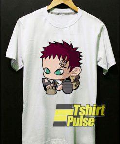 Naruto Chibi Gaara t-shirt for men and women tshirt