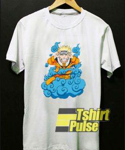 Naruto Summoning Cloud t-shirt