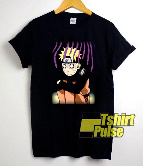 Naruto Swag t-shirt