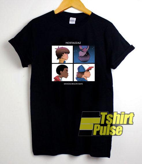 Nostalgiaz Stranger Things t-shirt