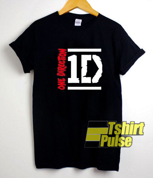 ONE DIRECTION 1D t-shirt for men and women tshirt