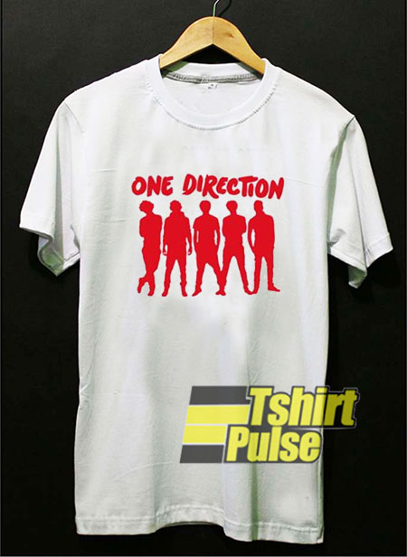 One Direction Art Funny t-shirt for men and women tshirt