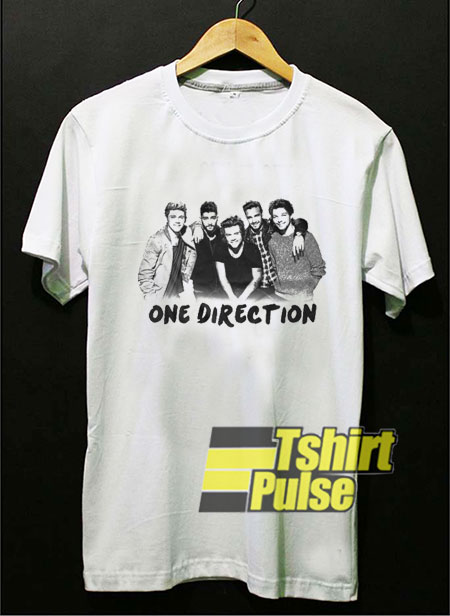 One Direction Band Vintage t-shirt for men and women tshirt