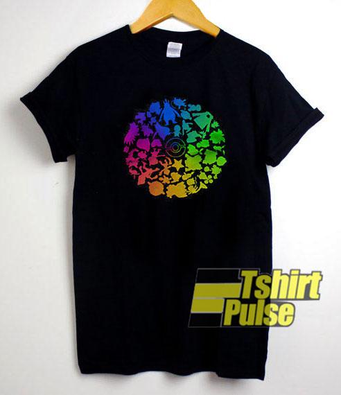Pokemon Go Fest Dortmund t-shirt for men and women tshirt