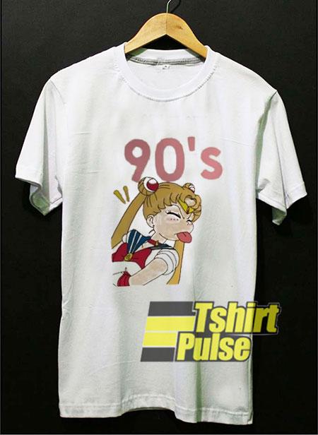 Sailor Moon Anime 90s t-shirt