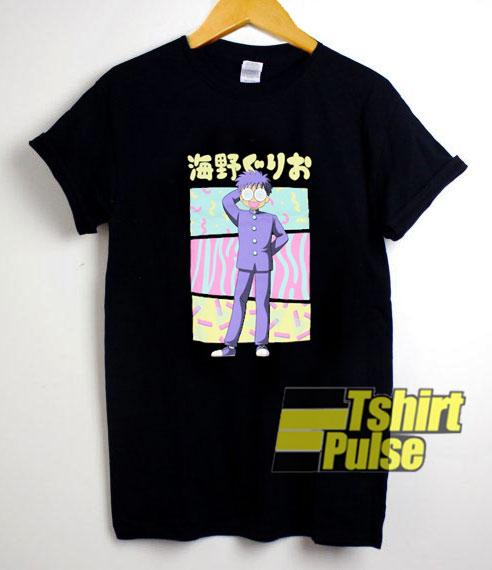 Sailor Moon Japanese t-shirt