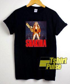 Shakira Akira Poster t-shirt