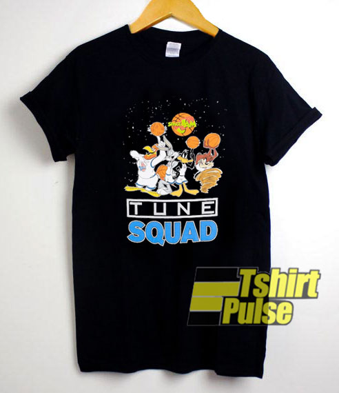 Space Jam Tune Squad t-shirt for men and women tshirt