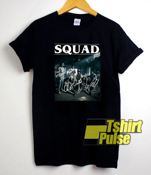 Stranger Things 3 Squad t-shirt