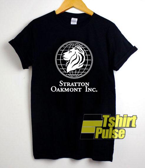 Stratton Oakmont Logo t-shirt