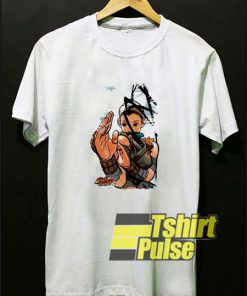Street Fighter Gaming t-shirt for men and women tshirt