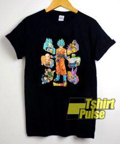 Super Dragon Ball Z t-shirt