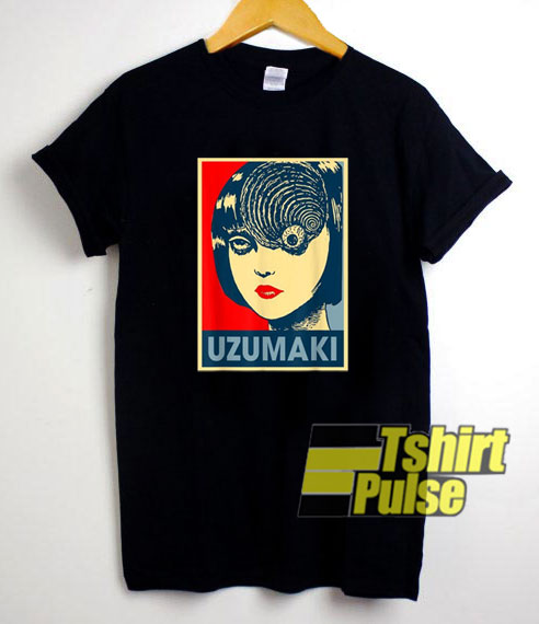 Uzumaki Junji Ito t-shirt