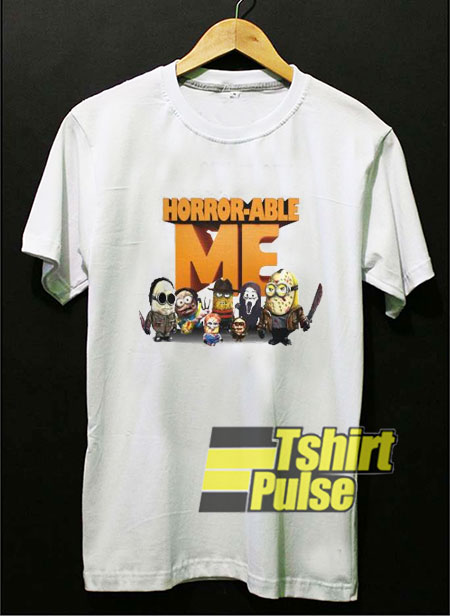 Vintage Horror Able Me t-shirt for men and women tshirt