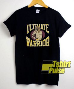 Vintage Ultimate Warrior t-shirt for men and women tshirt