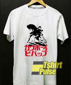 001 Cowboy Bebop shirt
