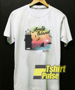 amity island jaws shirt