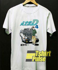 Anime Car Cover Japanese shirt