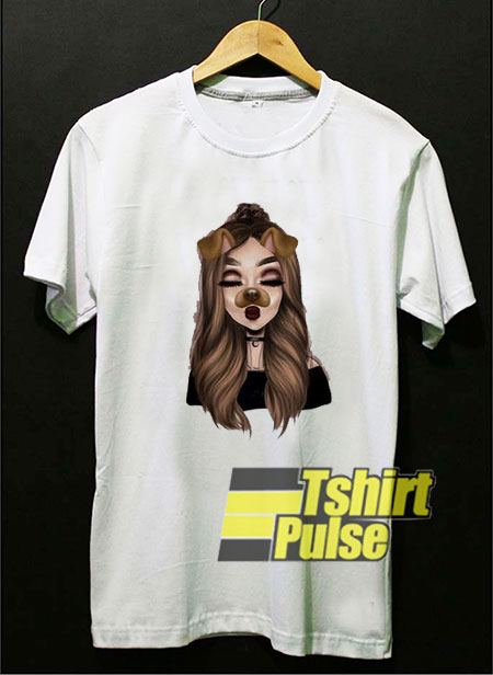 Ariana Grande Harajuku shirt