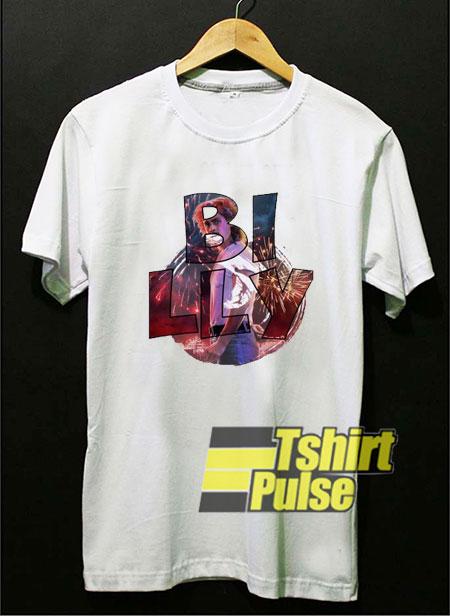 Billy Hargrove Graphic shirt
