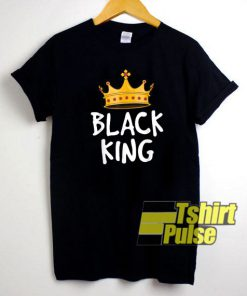 Black King Melanin shirt