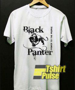 Black Panther Power shirt