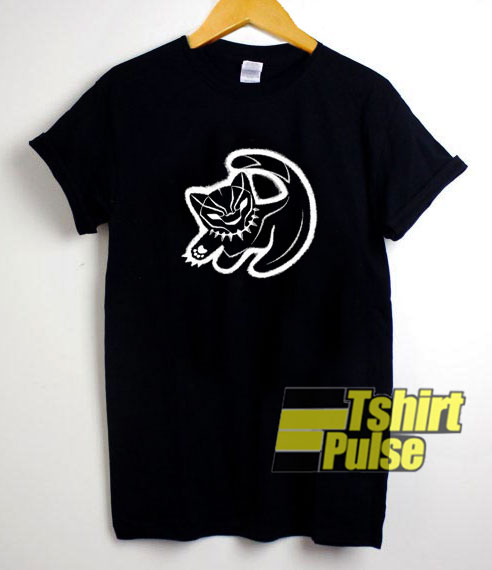 Black Panther Simba shirt