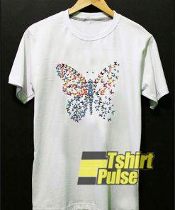 Butterfly Splash shirt