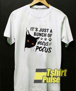 Cat Hocus Pocus shirt