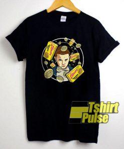 Eleven Waffle Character shirt