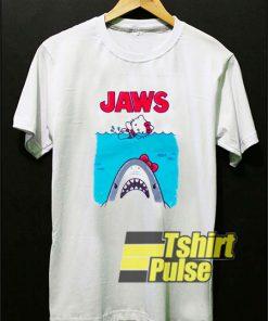 Hello Kitty Jaws t-shirt
